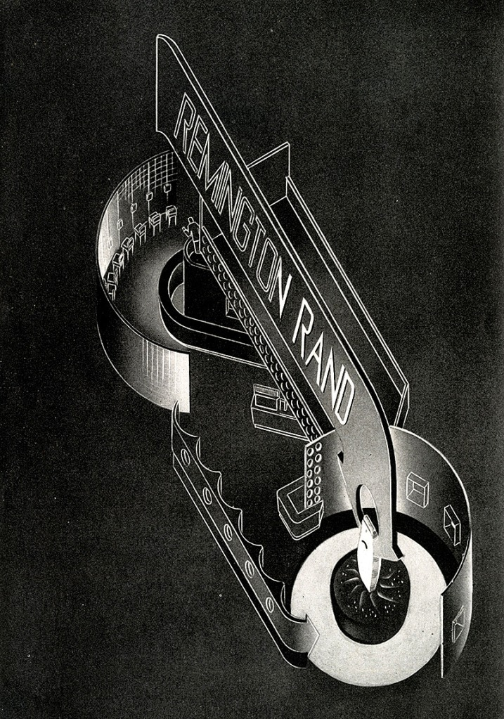 Morris Sanders, 1940.