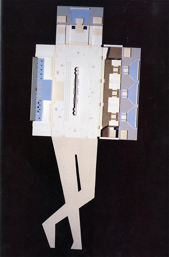 Eric Owen, 1984.