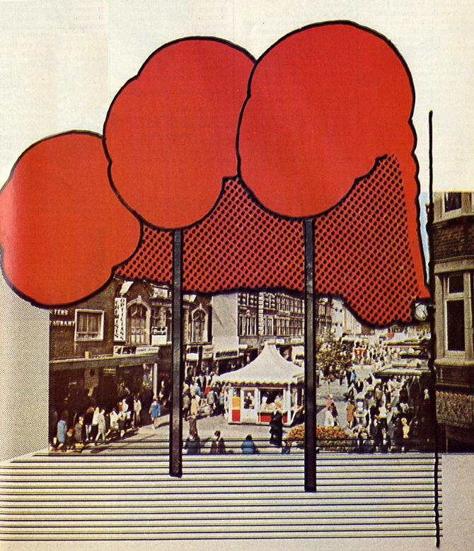 Cedric Price Architectural Design 42 October 1972