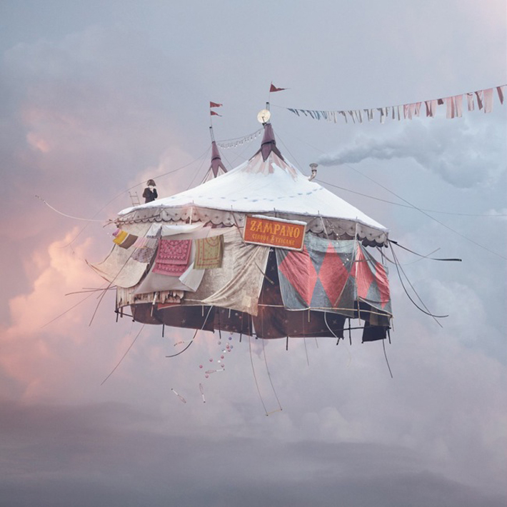 Laurent Chehere Circus