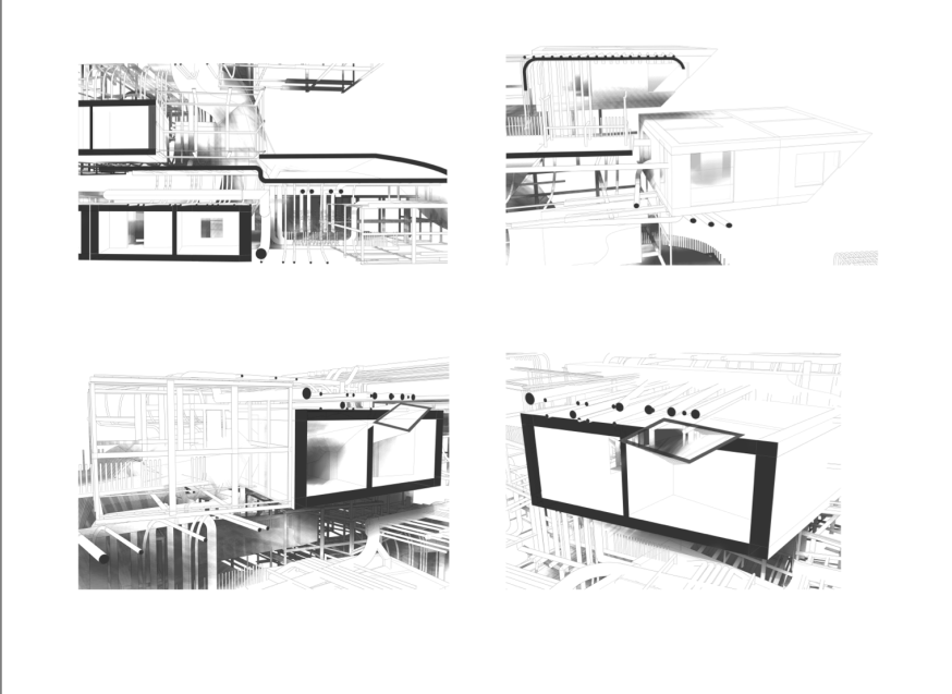 Perspective Studies Tane Kinch_Intermediate5_AA School of Architecture