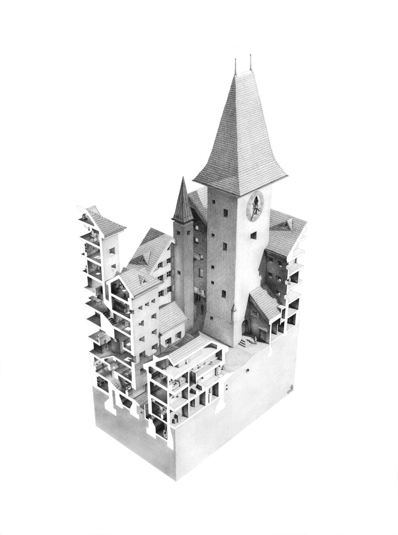 Züri Diurne' - John Baker - Architect