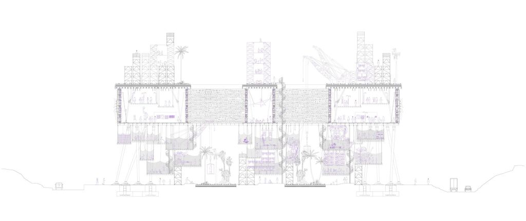Atira Ariffin High Pass_Intermediate 8_AA School of Architecture