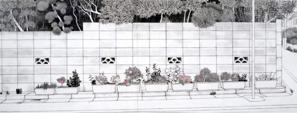 Azalea Planter つつじのプランター 2008