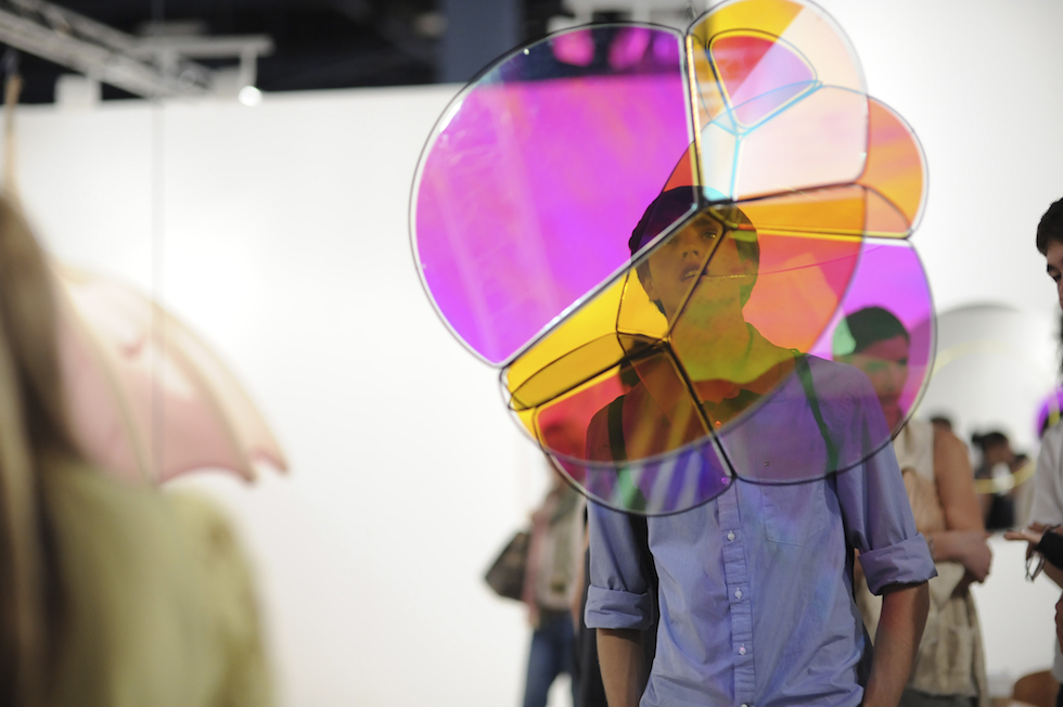An Art piece from 303 Gallery @ Art Basel Miami (Daniel Zuchnik/Getty Images)