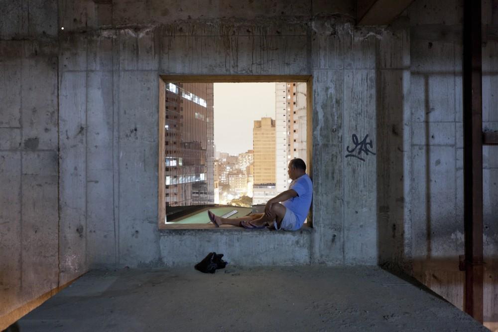 Torre David, 2012 Photograph:  Iwan Baan