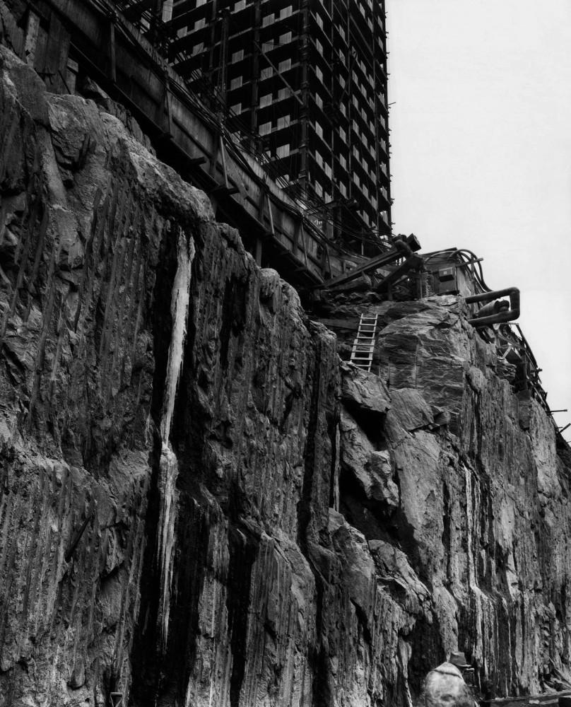 Rockefeller Center, New York City, 1932. Photograph: Berenice Abbott/Getty/Howard Greenberg Gallery