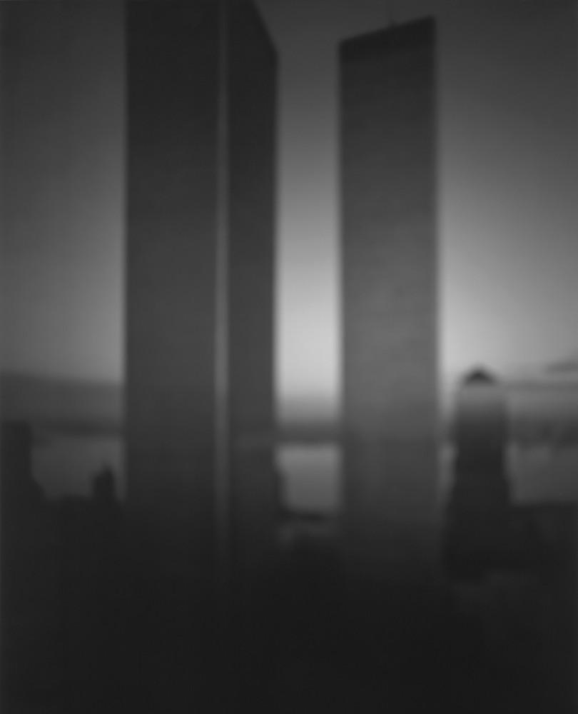 World Trade Center (Minoru Yamasaki), 1997 Photograph: Hiroshi Sugimoto