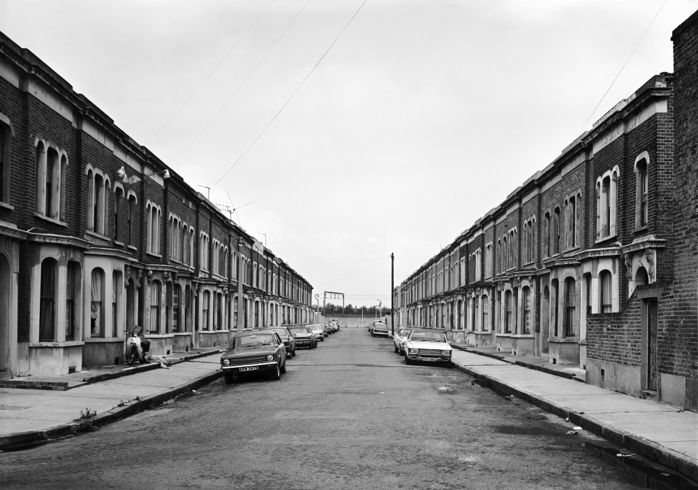 Clinton Road, London, 1977 Photograph: Thomas Struth