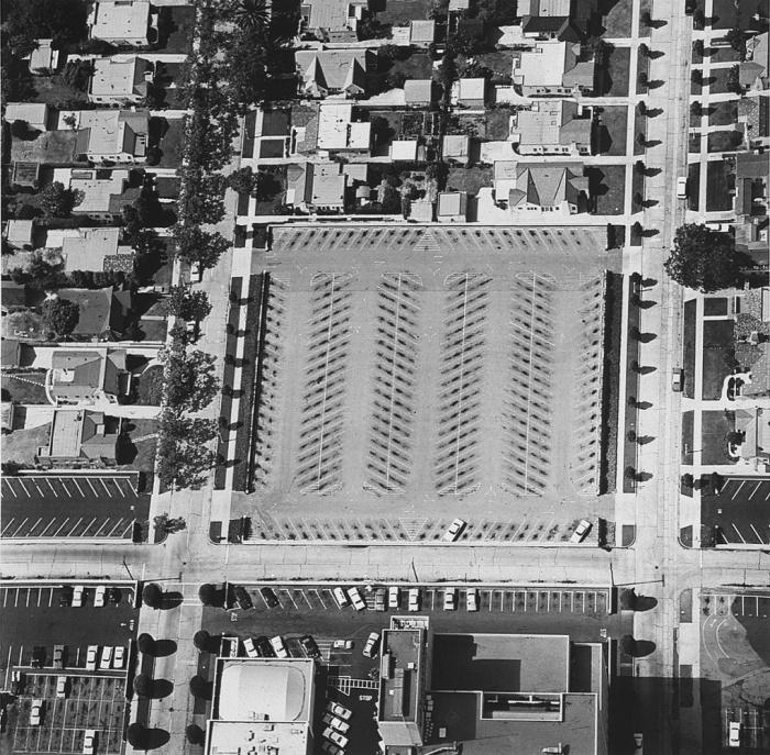 5000 W Carling Way, 1967/1999 (Los Angeles) Photograph: Ed Ruscha