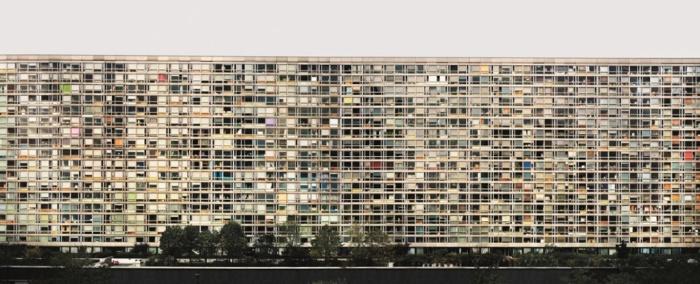 Paris, Montparnasse, 1993 Photograph: Andreas Gursky/VG Bild-Kunst/DACS/Sprüth Magers