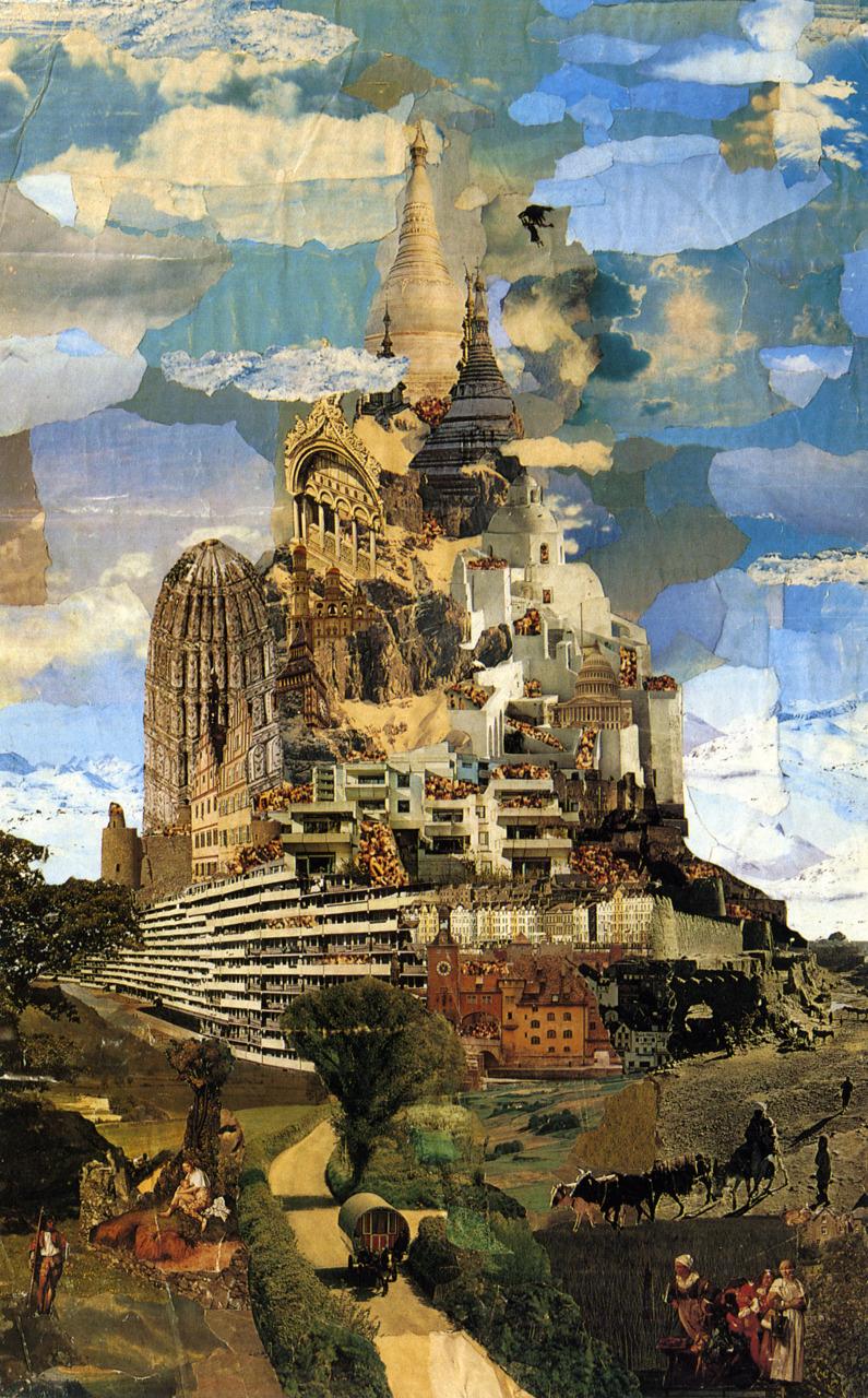 Babeltårnet, 1970
