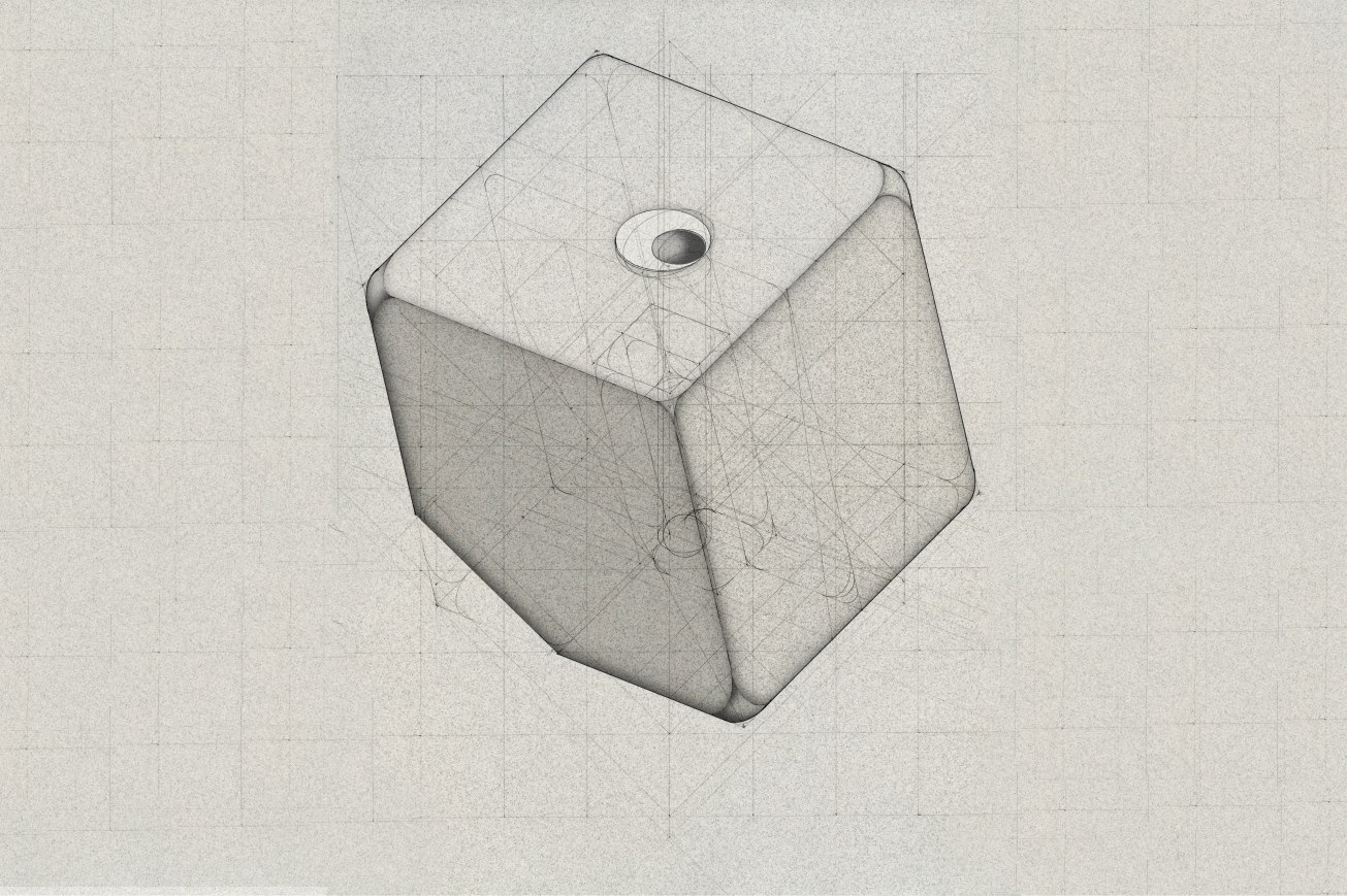 04_cube axon print