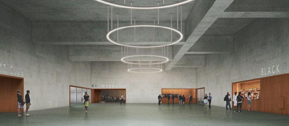 Caruso St_ John Architects _ Neubau Hochschule _ Luzern (2)
