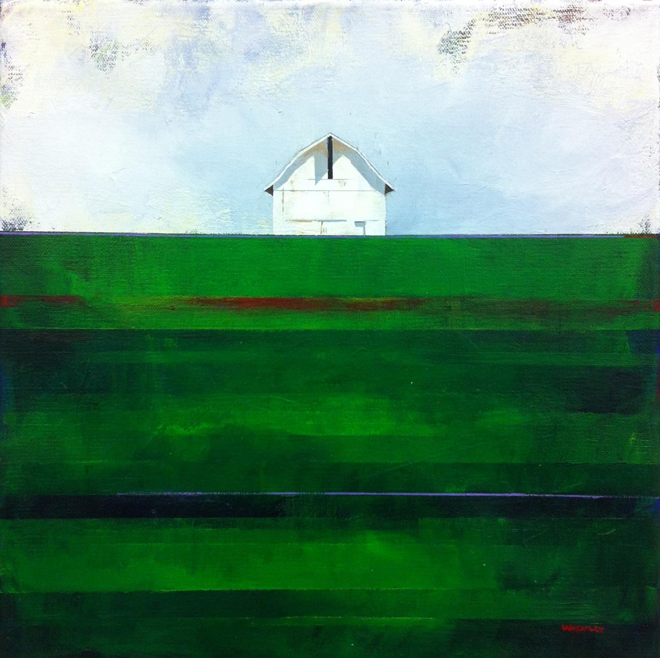 White Barn 12 x 12