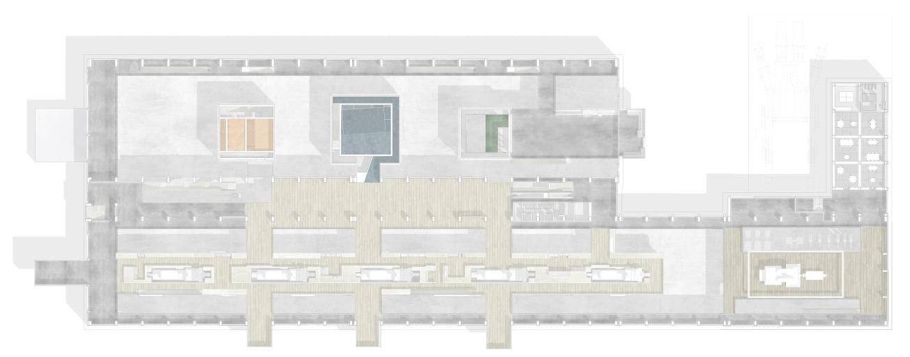 engine room plan (+7m)