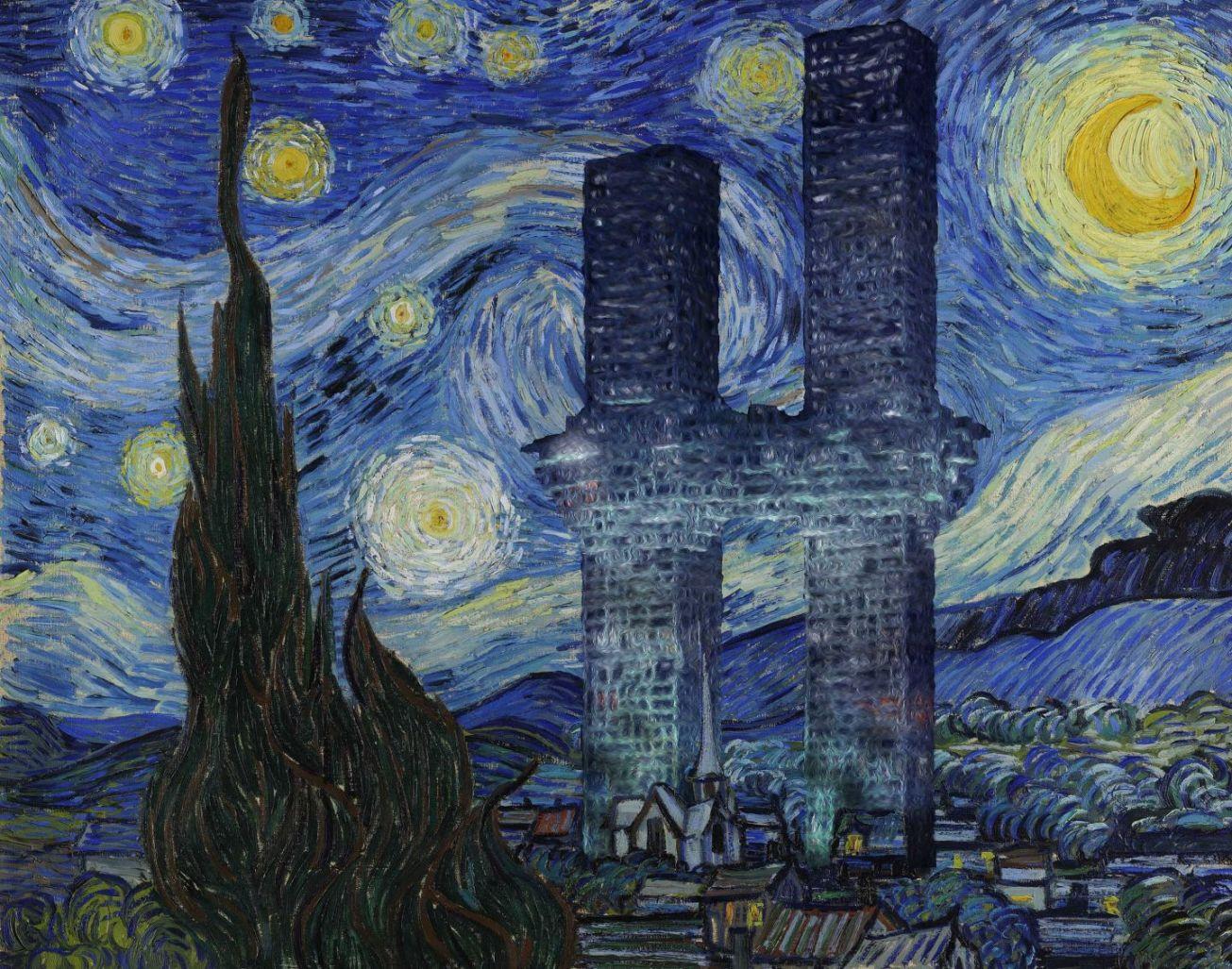 DANIELE ZERBI F ND M NT LS_Vang Gogh