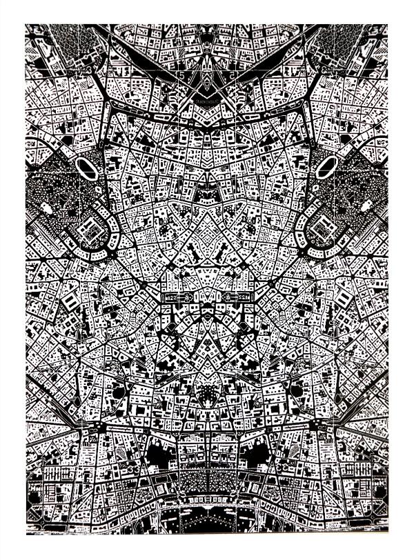 Simmetri,city - Milano_Daniele Zerbi