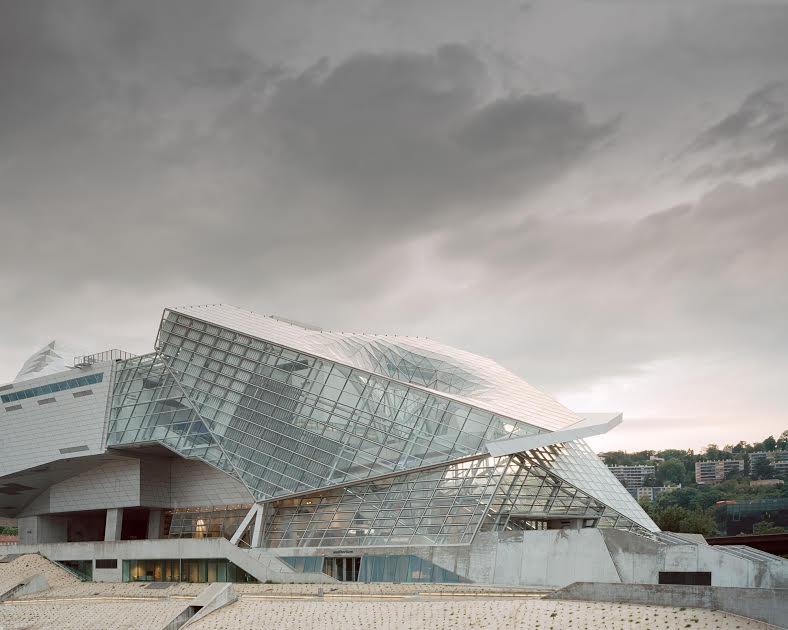 Musee des Confluences; France; Coomhimmelb(l)au.