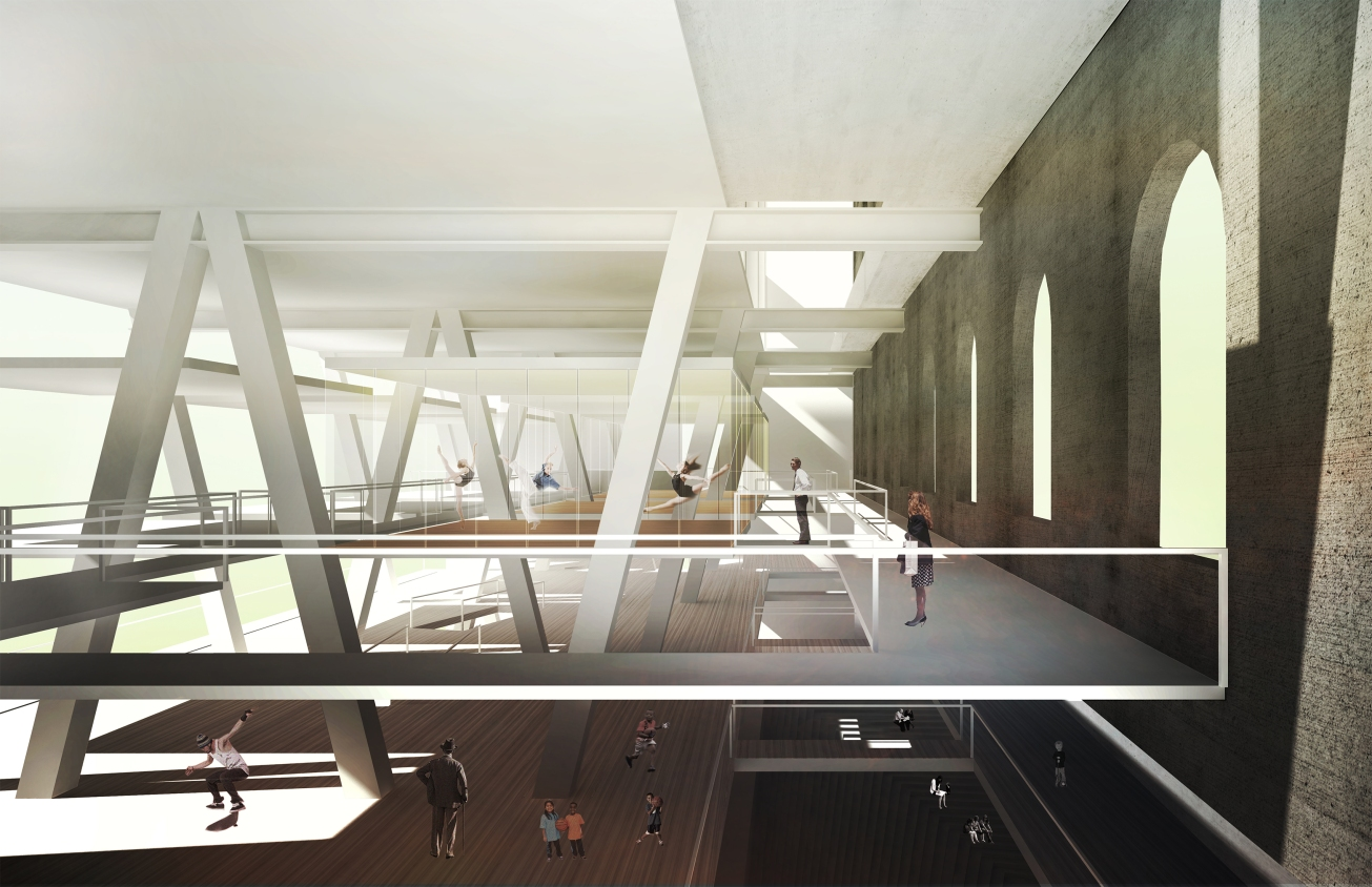 Green belt,Rong Zhao,2014 M.arch Columbia University_2