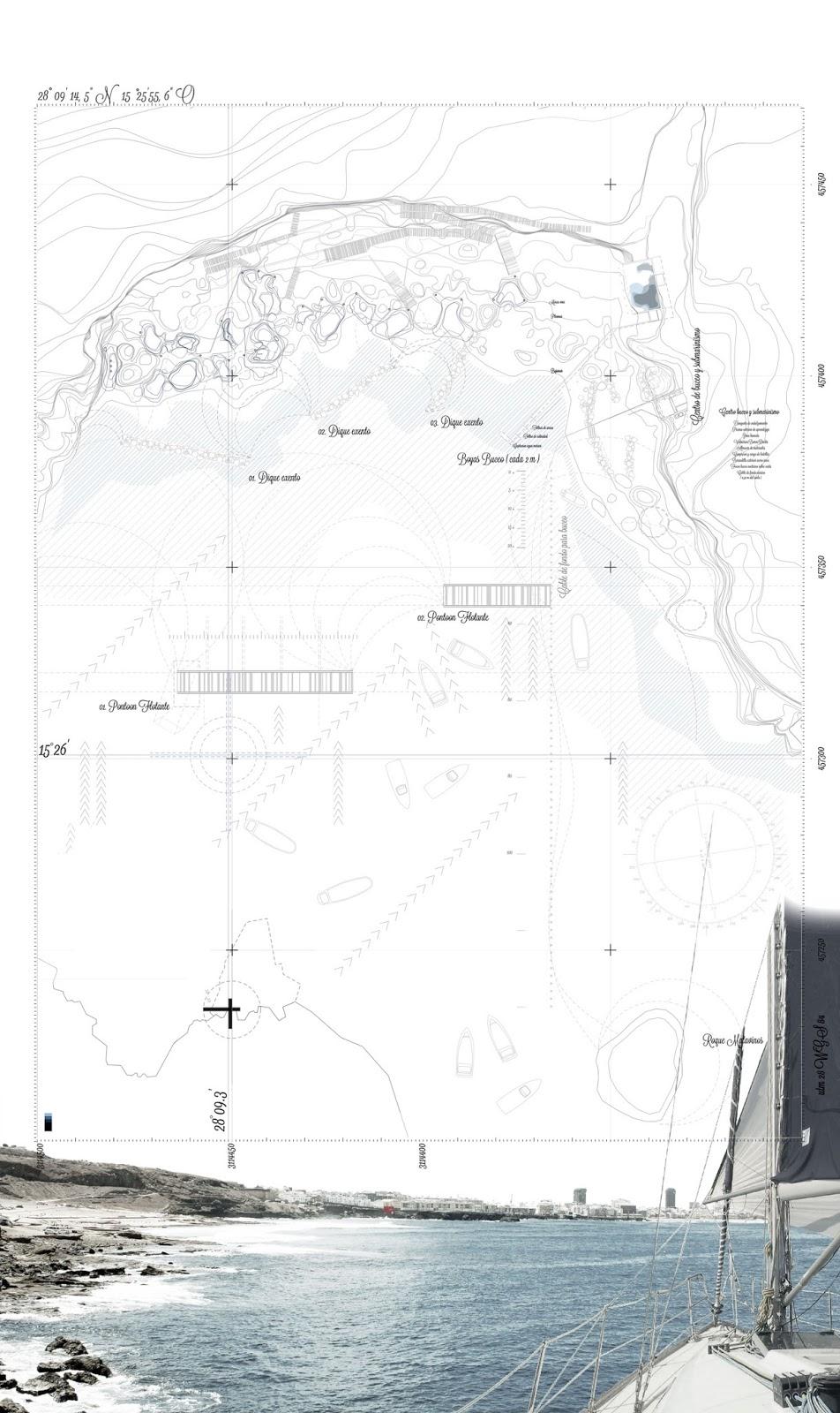 Piscinas de Pleamar Landscape Hydrothermal Center David-del-Valls-PFC