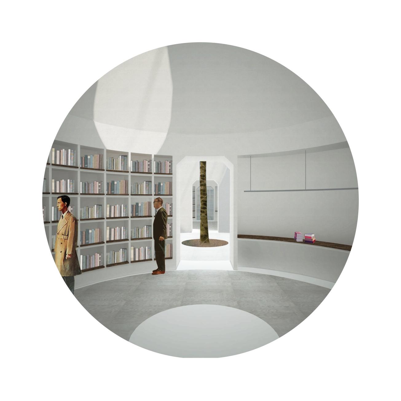Library View2,Pierluigi Bardi Benedetta De Mitri, Academic