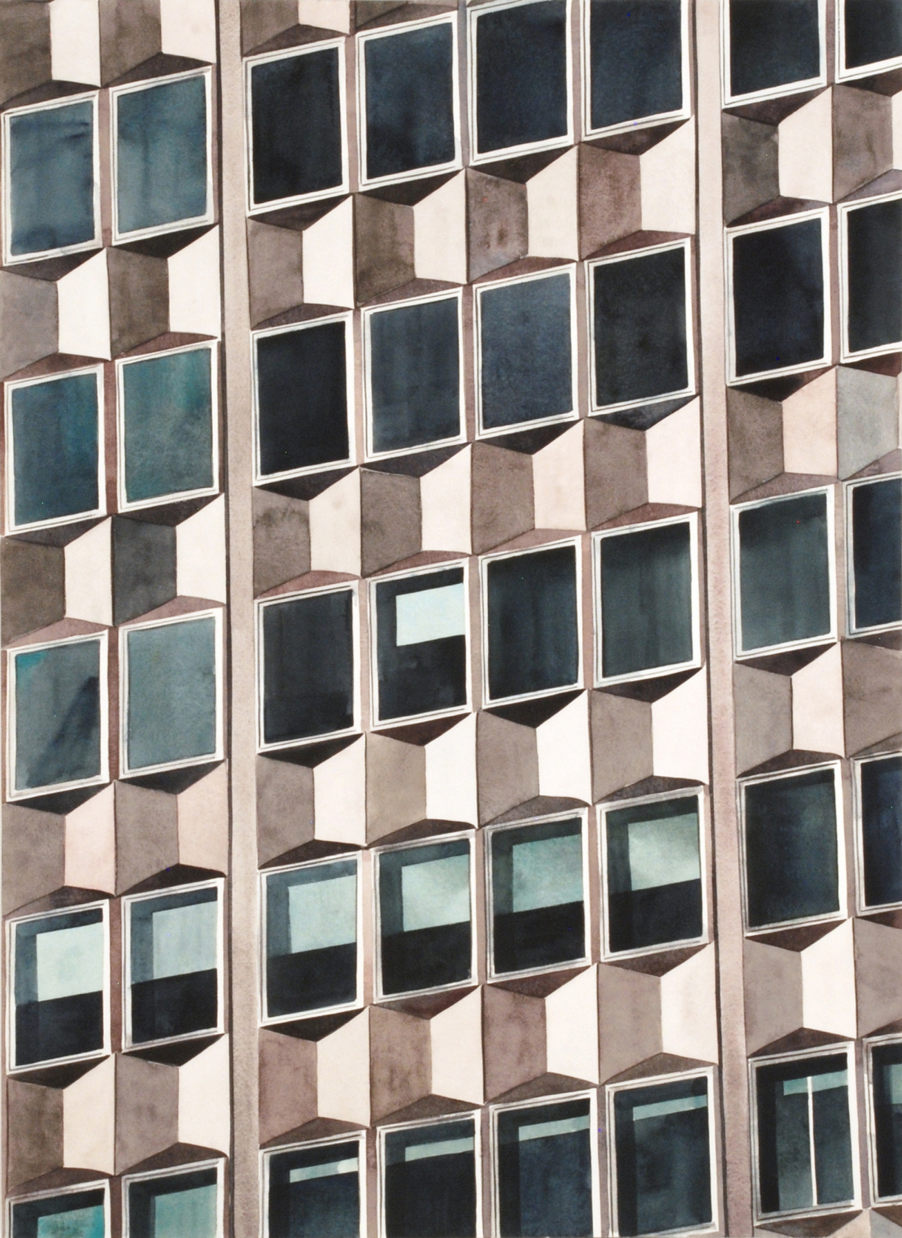 AmyPark_Metal_Facade_Midtown_NYC_Fidelity