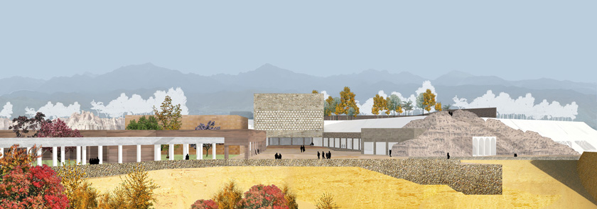 cultural-centre-competition-entry-bamiyan-supercontext