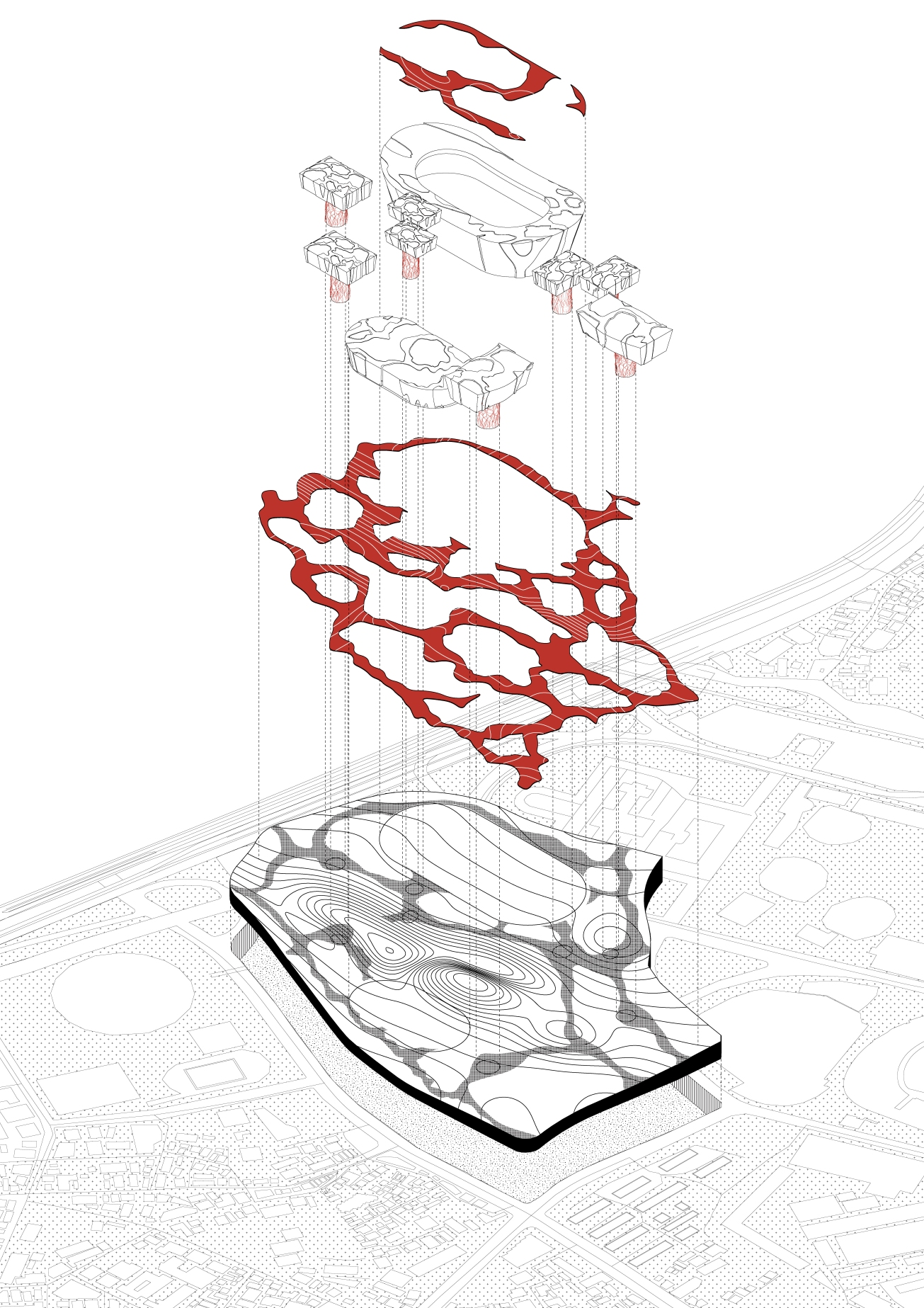 the-blob-site-exploded-masterplan-davide-masserini-tsinghua-university-spring-2016