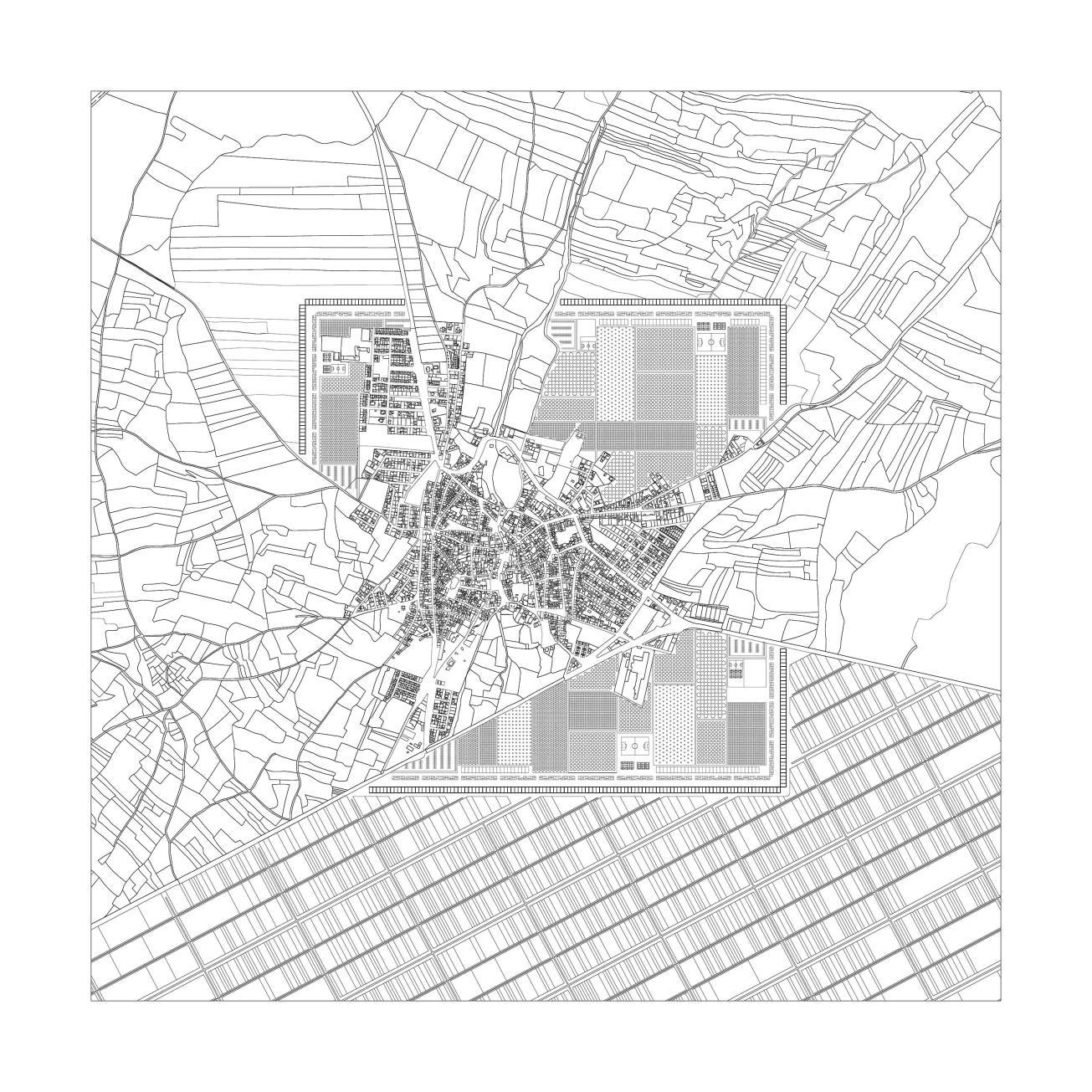 Villages 03 Settlement Plan - Cebolla, Toledo