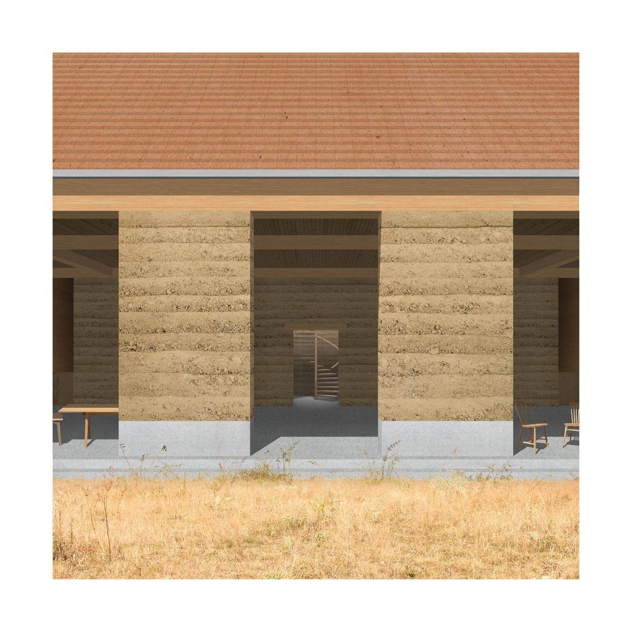 Villages 10 Interior View - New Settlement Facade