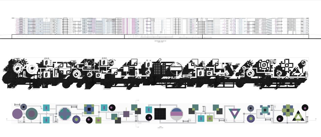 Sample 3 Farini plan section