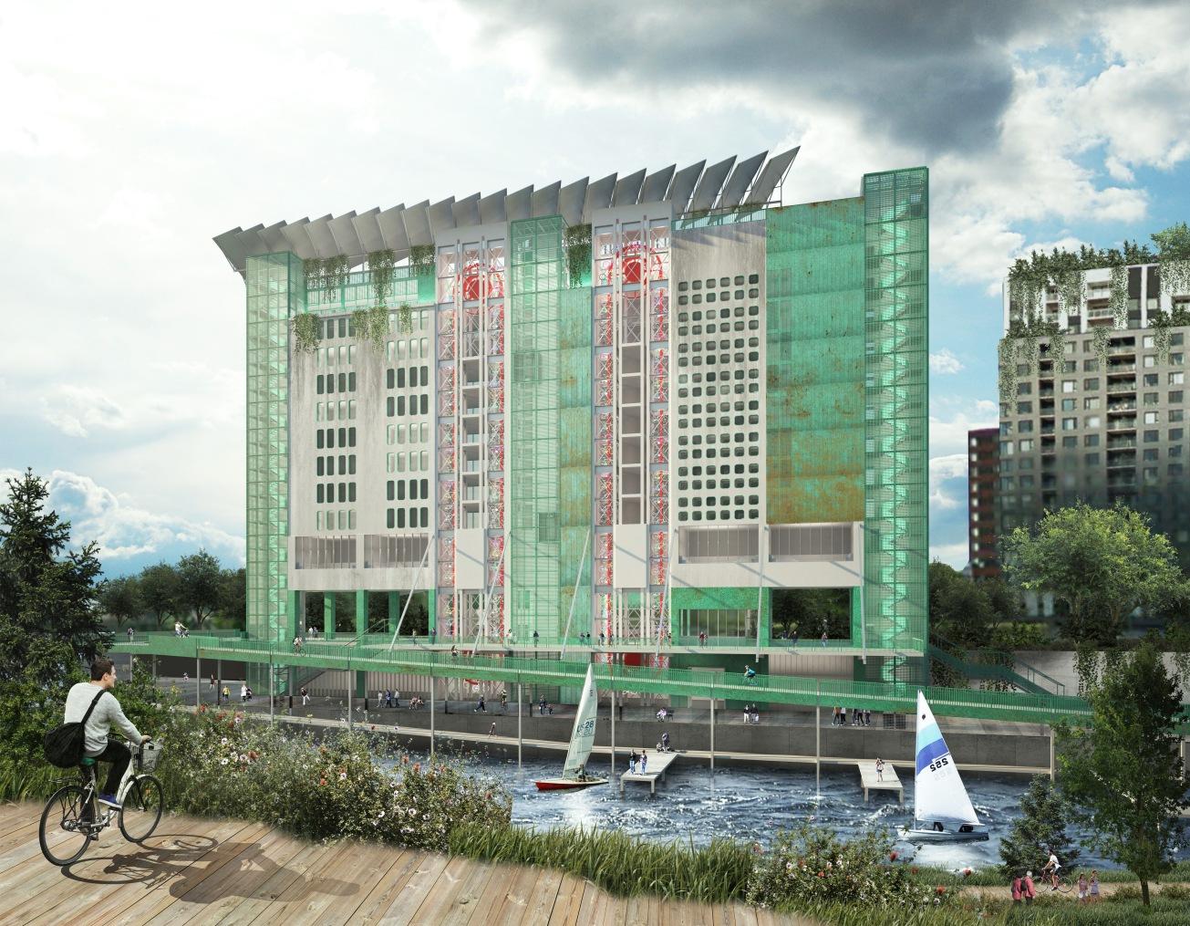 Cyclist Hotel Zhong Ji Cai
