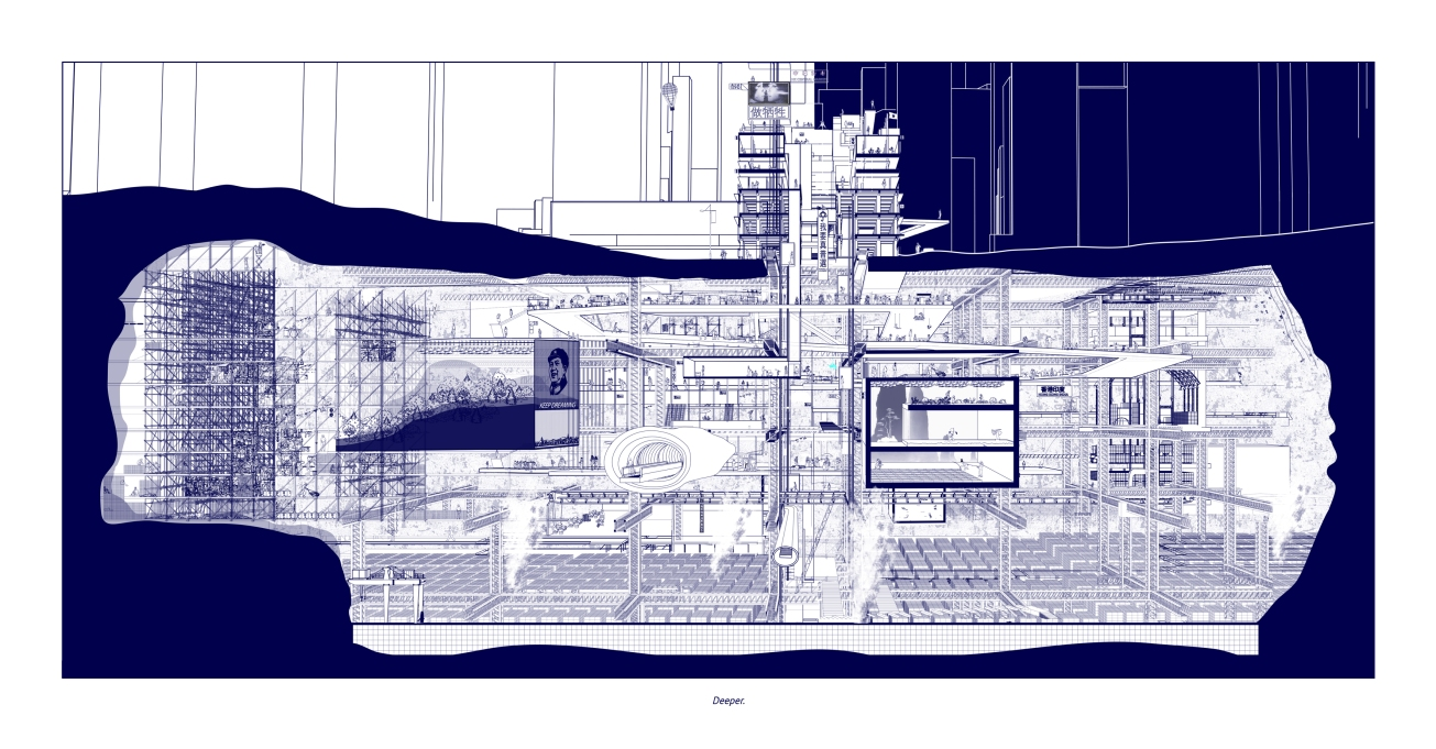 Section- Vincent Le Pendeven - ENSA Strasbourg