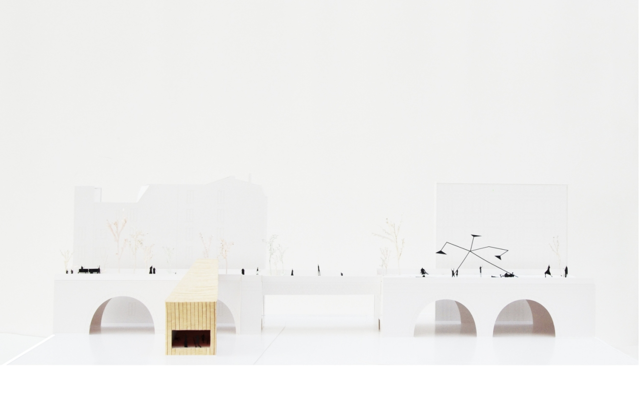 _001 - ARTS DU SPECTACLS karina+borodaï . M2 . EPFL . MUSEUM PARK . HARRY GUGGER LABA