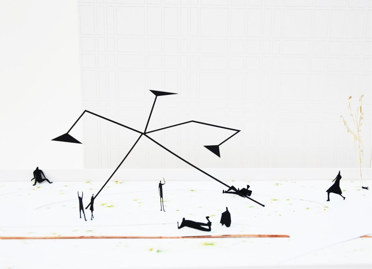 001 - ARTS DU SPECTACLS karina+borodaï . M2 . EPFL . MUSEUM PARK . HARRY GUGGER LABA
