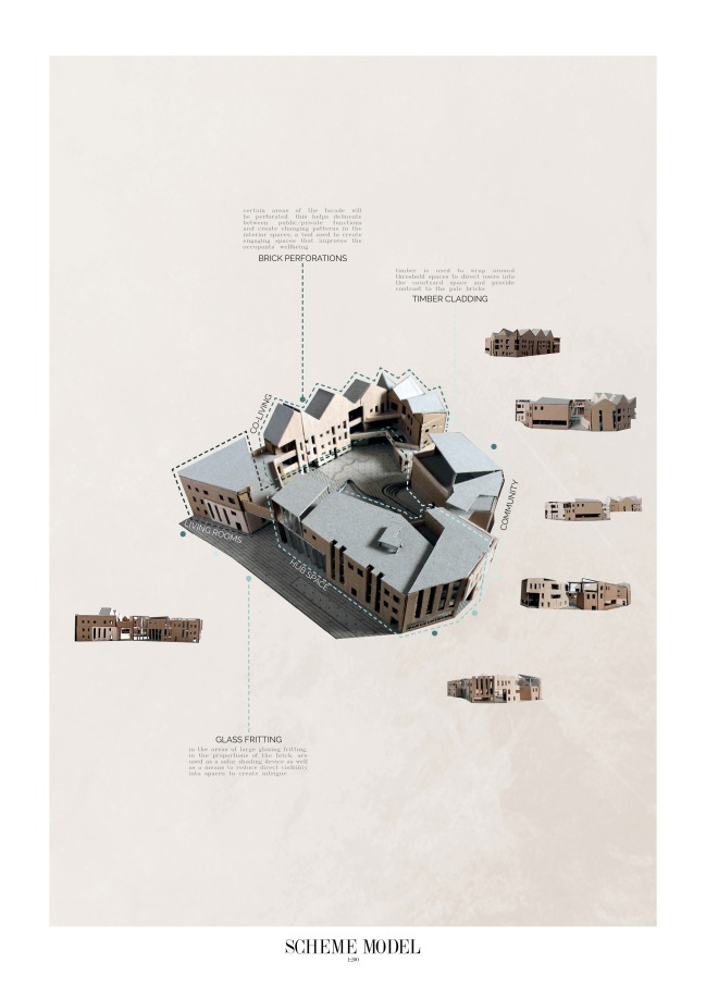 10. Schematic Model, Chen Man, Thesis Project (Final Year Masters, University of Nottingham)