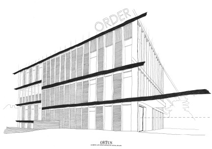20. Facade Study, Chen Man, Thesis Project (Final Year Masters, University of Nottingham)
