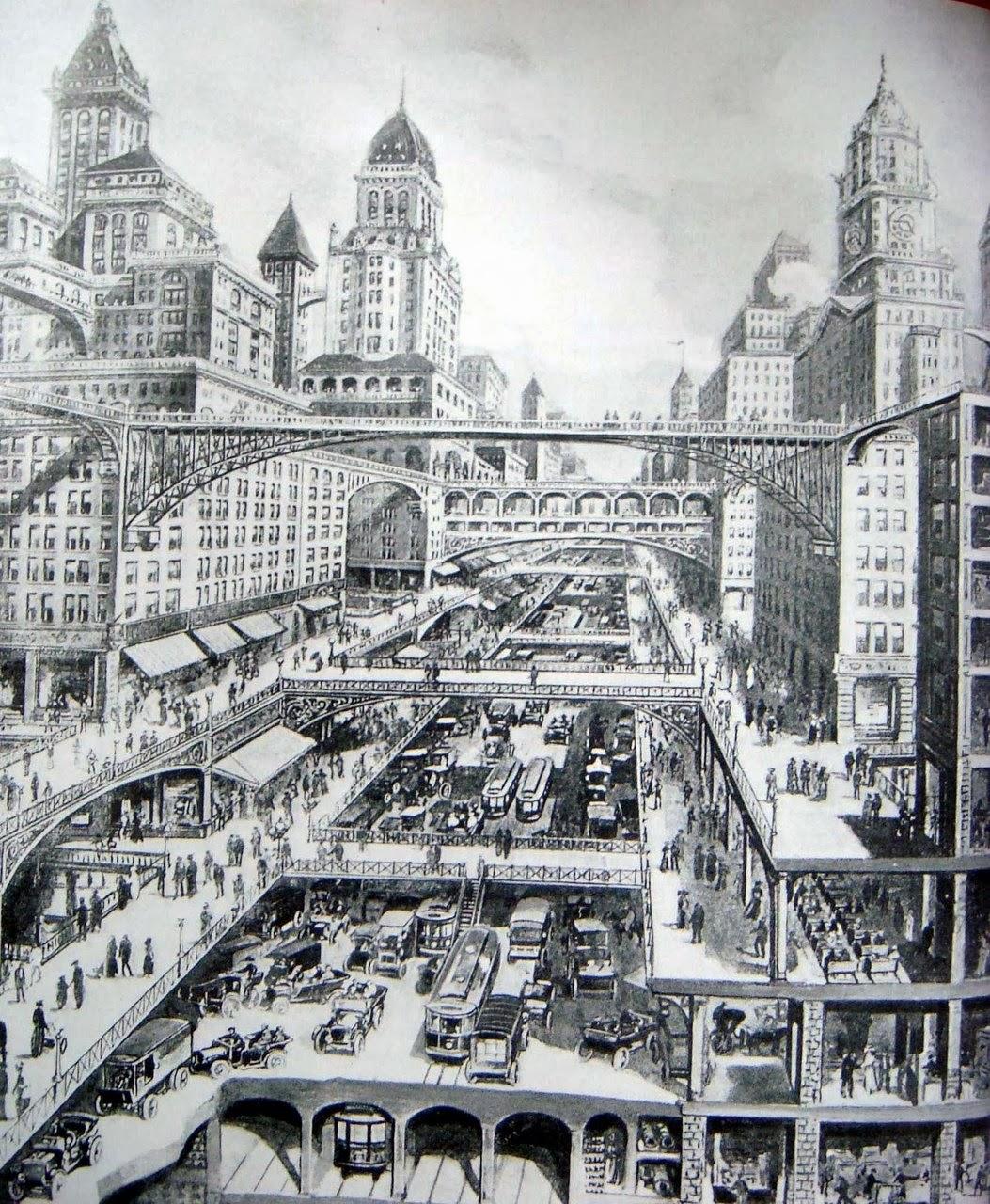 City of future, Corbett - 1913