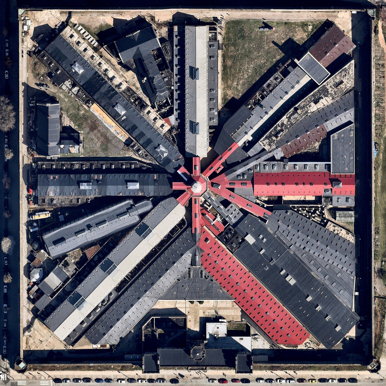 Eastern State Penitentiary Philadelphia, Pennsylvania
