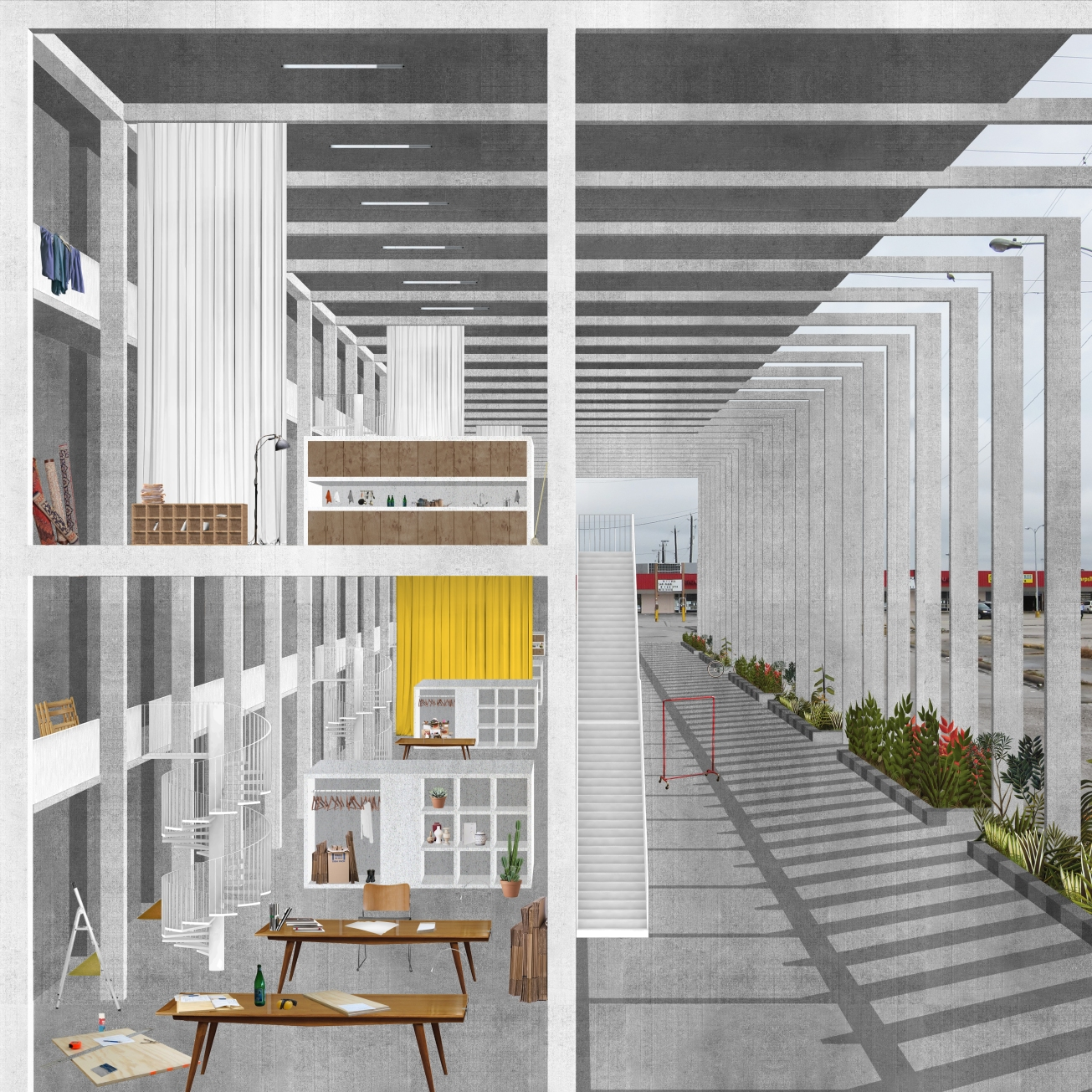 KAROLINA CZECZEK_YSOA_CONTEMPORARY STOA_SHARED SPACE 3