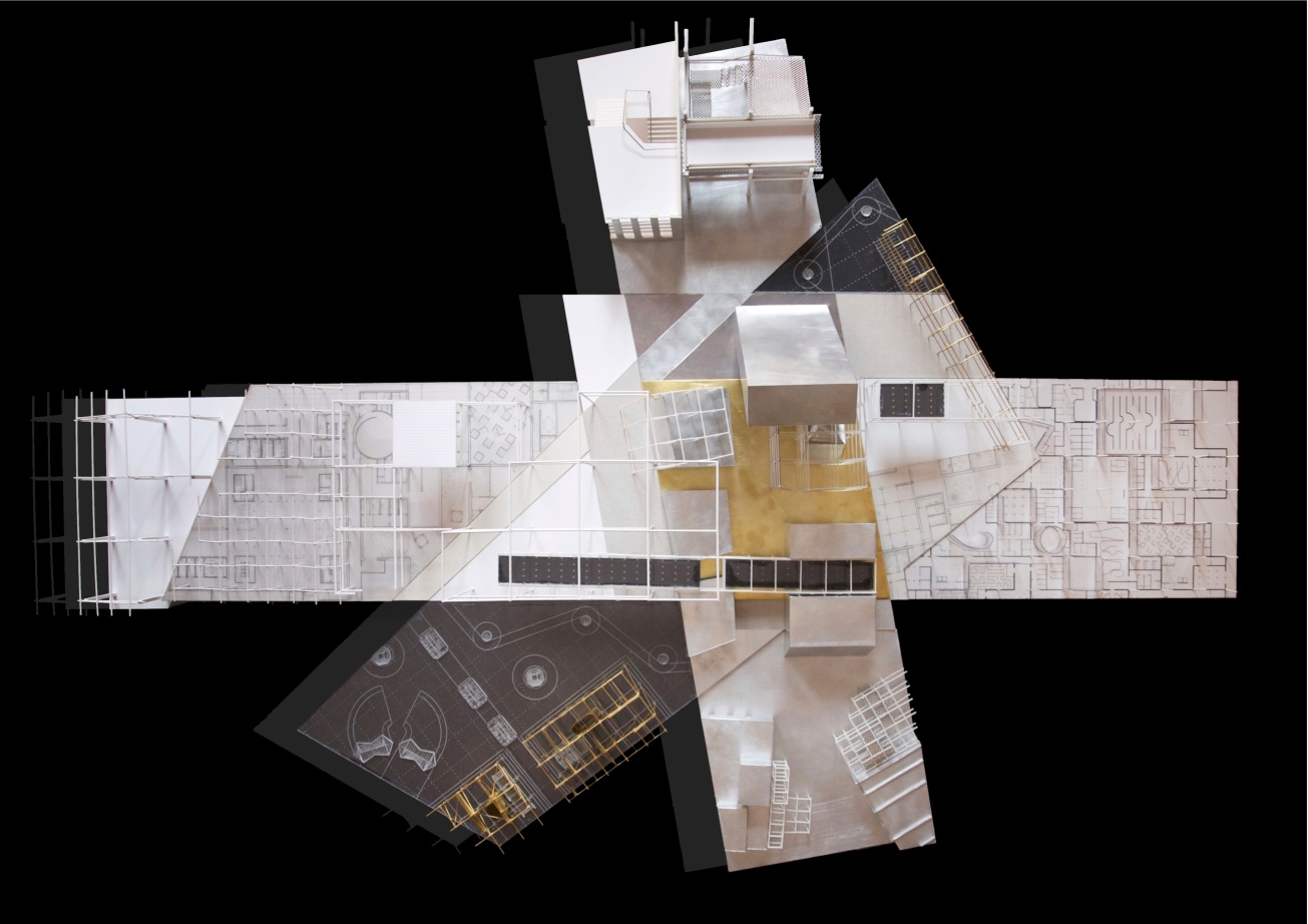 KooZA:rch©Alberto Martin_Master at ETSA Madrid 2017_4.1.The City as conclusion. Model