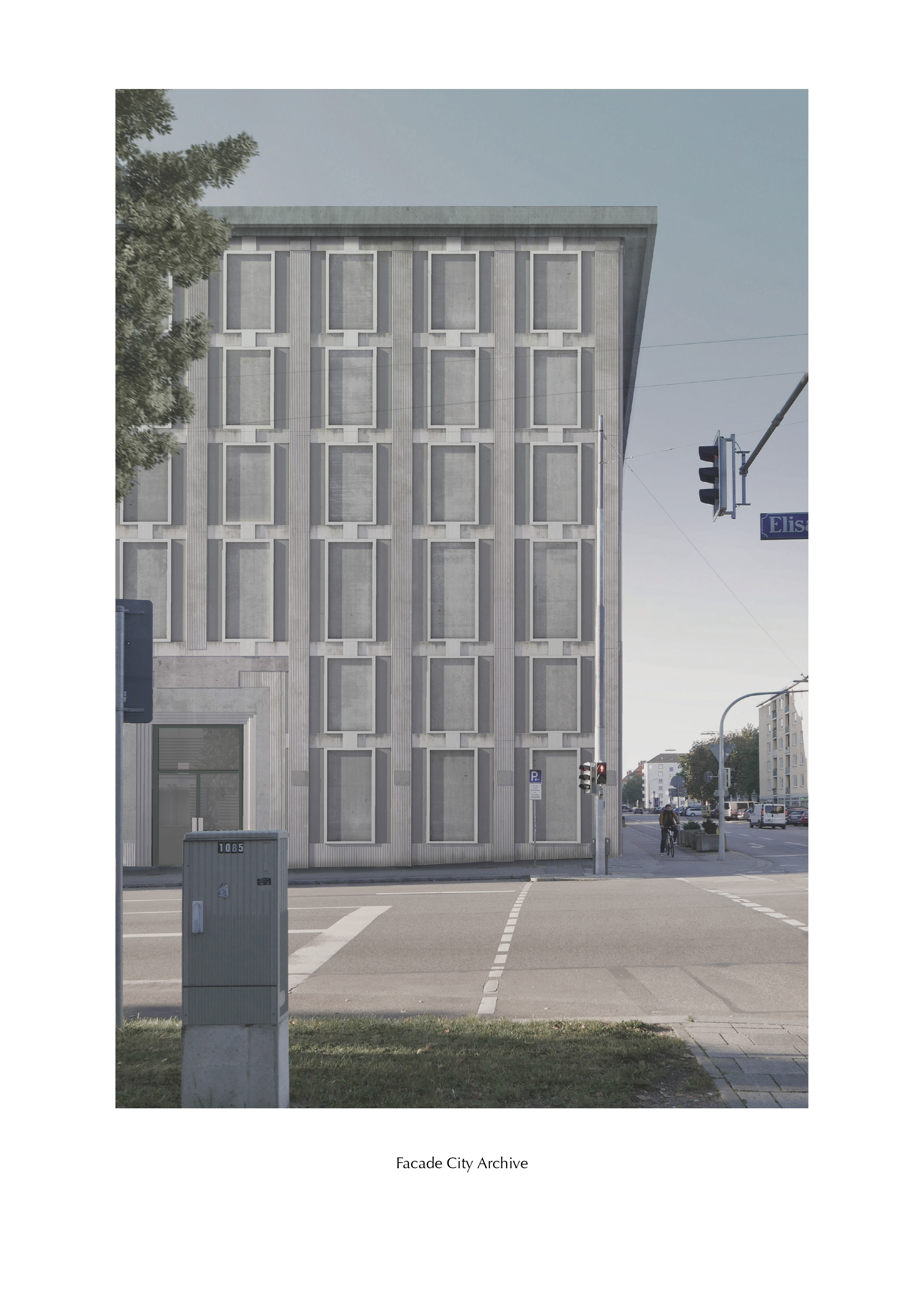 Megastructures U2013 Reuse And Extension U2013 Karstadt Munich