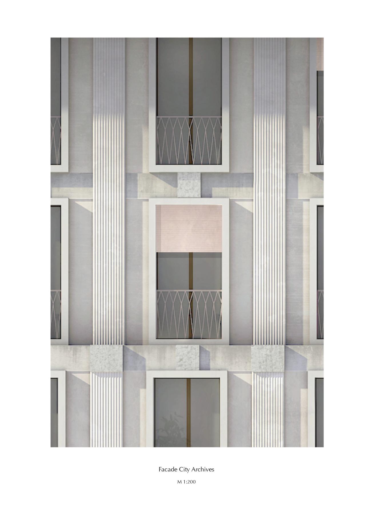 Megastructures -Reuse and Extension Karstadt Munich, Lena Teresa Kohl, Master Thesis, (2016, Technical University of Munich) 18