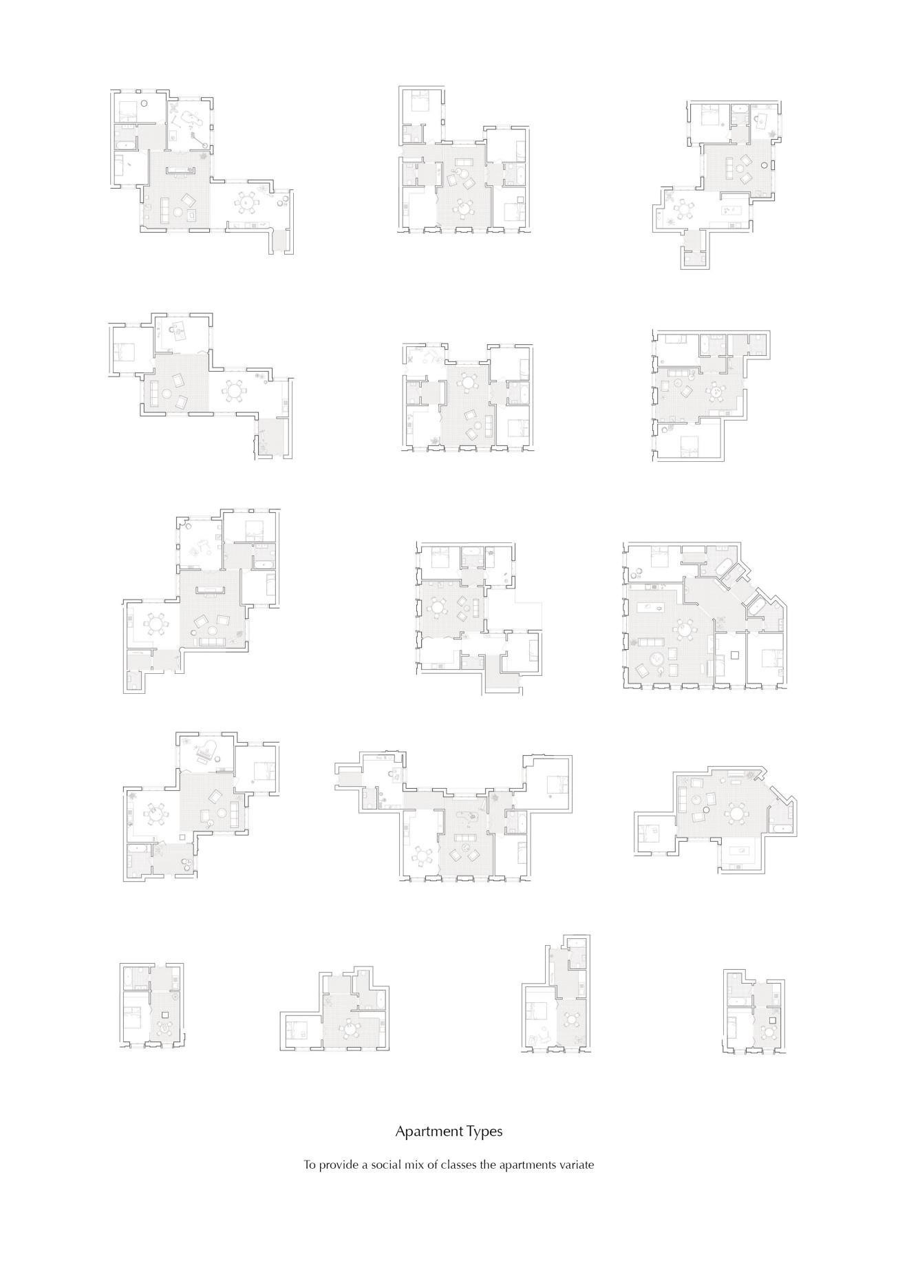 Megastructures -Reuse and Extension Karstadt Munich, Lena Teresa Kohl, Master Thesis, (2016, Technical University of Munich) 19