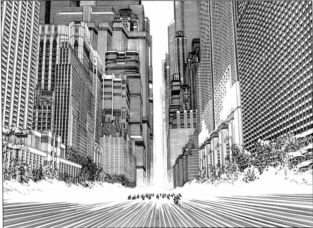 Akira - Katsuhiro Otomo 2