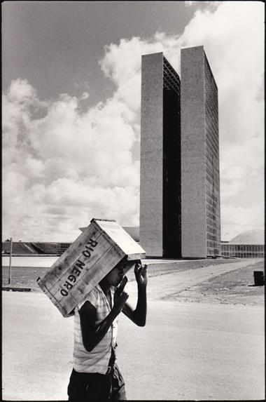 Rene Burri brasilia 1960