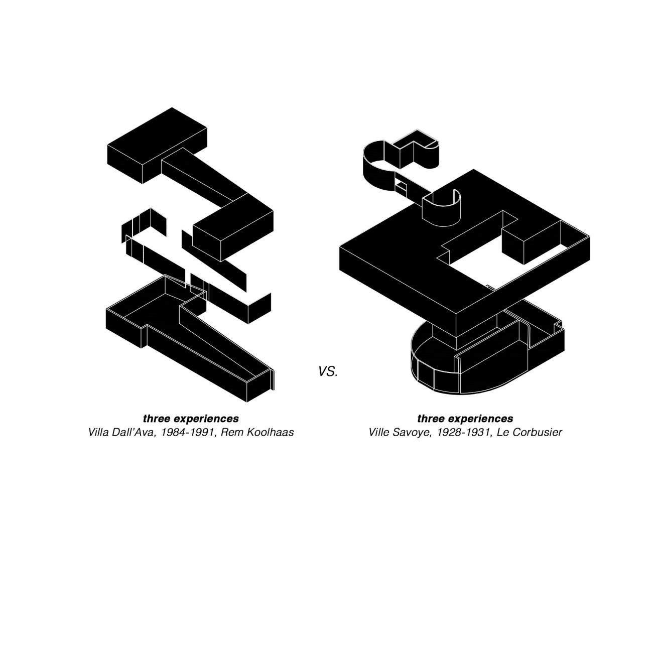 02_Levels_Ville Savoye vs Villa Dall'Ava_Alex-Duro_2016_Master-Degree-in-Advanced-Architecture-Projects_ETSAM copia