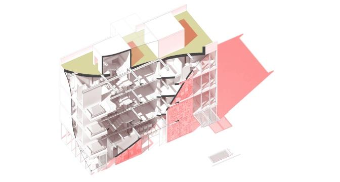 05_Shortterm artist residence - training center