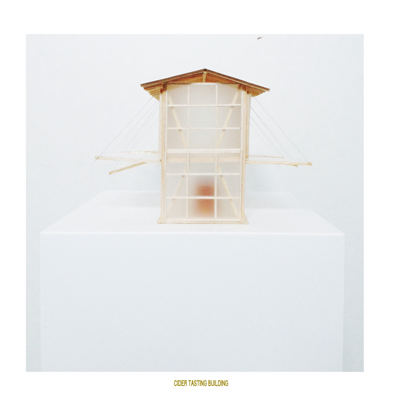 Orchard farm with cider factory,Sonia Dubois,student,4th year,University of Arts Poznan, bachelor of architecture_12